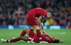 Liverpool gặp tổn thất ở hàng thủ