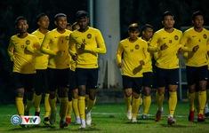 ẢNH: ĐT Malaysia tập dưới trời rét chuẩn bị cho chung kết lượt về AFF Cup