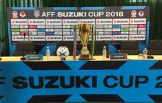 Trực tiếp: Họp báo trước trận CK lượt về AFF Cup 2018 ĐT Việt Nam - ĐT Malaysia