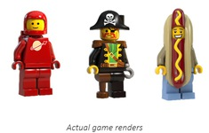 Gameloft hợp tác với LEGO ra mắt game di động mới năm 2019