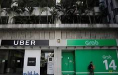 """""""Nếu Grab và Uber chia tách, lợi ích khách hàng không bị ảnh hưởng"""""""