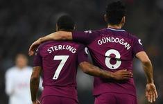 Gundogan chia sẻ nỗi đau cùng Raheem Sterling