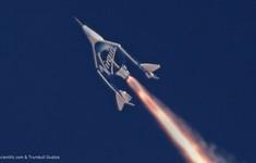 Hoàn thành thử nghiệm chuyến bay thương mại đầu tiên vào vũ trụ