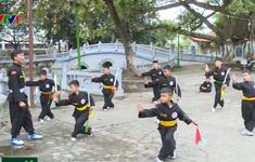 Đón ngày mới tại Trung tâm đào tạo võ thuật tài năng trẻ Việt Nam
