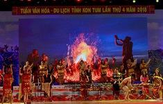 Khai mạc Tuần Văn hóa - Du lịch Kon Tum lần thứ 4 năm 2018