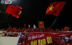 TRỰC TIẾP ĐT Việt Nam 1-0 ĐT Malaysia: Anh Đức ghi bàn mở tỉ số đẹp mắt (Hiệp một)