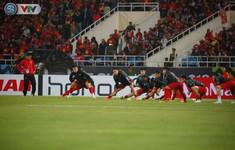 TRỰC TIẾP BÓNG ĐÁ Chung kết lượt về AFF Cup 2018, ĐT Việt Nam - ĐT Malaysia: Hồi hộp chờ đợi trận đấu