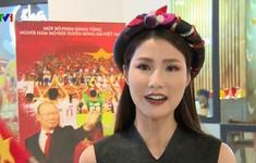 Người hâm mộ, các nghệ sỹ Việt Nam và Hàn Quốc gửi lời chúc đội tuyển Việt Nam