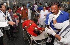 11 người Ấn Độ tử vong vì ngộ độc thực phẩm