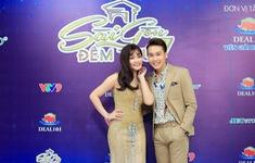 Vợ chồng ca sĩ Thu Trang – Trần Vũ khoe con trai kháu khỉnh ở Sài Gòn đêm thứ 7