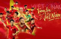 TRỰC TIẾP Trao giải và không khí ăn mừng ĐT Việt Nam của chúng ta vô địch AFF Suzuki Cup 2018