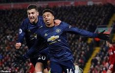 TRỰC TIẾP BÓNG ĐÁ Liverpool 1-1 Man Utd: Hiệp hai