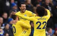Brighton 1-2 Chelsea: Xây chắc top 4