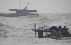 Xuất hiện liên tiếp hình thế gây thời tiết xấu trên biển