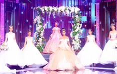 Nam Phong – Nguyễn Hiếu mang bộ sưu tập áo cưới hoành tráng đến Sài Gòn đêm thứ 7