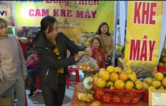 Khai mạc Lễ hội Cam và sản phẩm nông nghiệp tại Hà Tĩnh