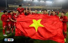 Tổng thống Hàn Quốc chúc mừng đội tuyển bóng đá Việt Nam và HLV Park Hang-seo