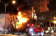 Nhật Bản: Hơn 40 người bị thương do nổ một nhà hàng ở Hokkaido