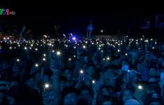 Sôi động Festival âm nhạc tại Vangvieng, Lào