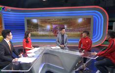 Gặp gỡ cầu thủ Quang Hải, Văn Quyết sau chiến thắng AFF Cup 2018