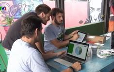 Brazil phát triển ứng dụng đổi rác lấy tiền
