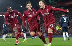 Liverpool 3-1 Man Utd: X.Shaqiri lập cú đúp bàn thắng, The Kop thắng thuyết phục tại Anfield