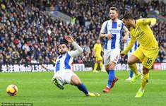 VIDEO HIGHLIGHTS: Brighton 1-2 Chelsea (Vòng 17 Ngoại hạng Anh)