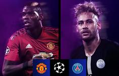 [Kết thúc] Lễ bốc thăm vòng 1/8 Champions League: Man Utd đối đầu với PSG, Liverpool gặp Bayern Munich