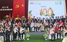 Quảng Ninh: Chào đón 100 em bé đầu tiên ra đời bằng thụ tinh ống nghiệm