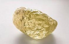 """Kim cương màu vàng 552 carat """"siêu"""" hiếm"""