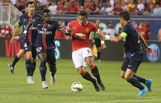 """Hiếm khi """"chung mâm"""" nhưng Man Utd từng thua muối mặt trước PSG"""