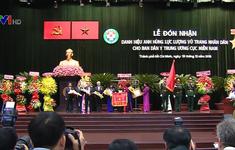 Trao tặng danh hiệu Anh hùng Lực lượng Vũ trang Nhân dân cho Ban Dân y