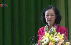 Hội nghị lần thứ 5 Ban Chấp hành Trung ương Hội Liên hiệp Phụ nữ Việt Nam khóa XII