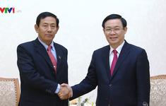 Tăng cường hợp tác Việt Nam và Myanmar