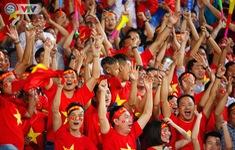 TRỰC TIẾP BÓNG ĐÁ Chung kết lượt đi AFF Cup 2018, ĐT Malaysia - ĐT Việt Nam: Đức Chinh, Huy Hùng đá chính