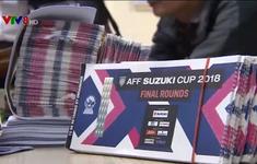 Nghẽn mạng ngày đầu bán vé online trận chung kết Việt Nam - Malaysia
