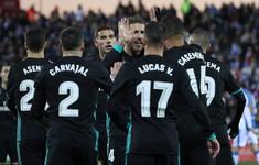 Hat-trick Siêu súp châu Âu: Giấc mơ bỗng xa vời với Real Madrid
