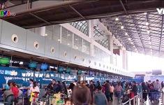 3 sân bay Cát Bi, Thanh Hóa, Vinh tạm dừng khai thác do bão số 4