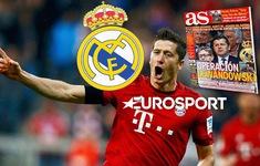 TRỰC TIẾP Chuyển nhượng bóng đá quốc tế ngày 23/5: Vì Champions League, Lewandowski muốn gia nhập Real Madrid hơn Chelsea