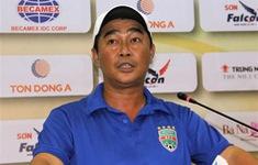 Nuti Café V.League 1 – 2018: HLV Trần Minh Chiến bị cấm chỉ đạo 2 trận