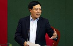 Chính phủ ủng hộ việc tổ chức hội nghị xúc tiến đầu tư của tỉnh Thái Nguyên
