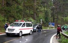 Đà Lạt: Tai nạn giao thông trên đèo Prenn, hai người thương vong