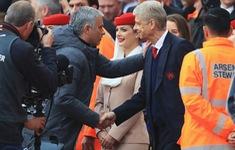 Mourinho dành lời có cánh cho Wenger
