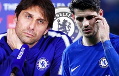 Dư âm trận Burnley - Chelsea: Morata xin lỗi HLV Conte