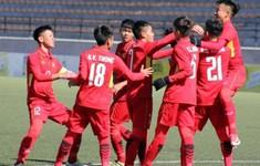 U19 Việt Nam gây bất ngờ trước U19 Ma-rốc