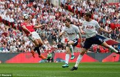TRỰC TIẾP BÓNG ĐÁ Bán kết FA Cup, Man Utd 2-1 Tottenham (H2): Herrera dứt điểm hoàn hảo