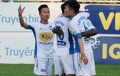 TRỰC TIẾP BÓNG ĐÁ Hoàng Anh Gia Lai 2-0 SHB Đà Nẵng: Minh Vương nhân đôi cách biệt (Hiệp hai)