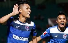 VIDEO: Tổng hợp diễn biến Than Quảng Ninh 1-0 CLB Nam Định