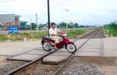 Phú Yên gia tăng TNTNGT đường sắt và nội thành
