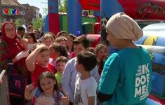 Bỉ ngừng phát sóng truyền hình để trẻ tham gia hoạt động ngoài trời
